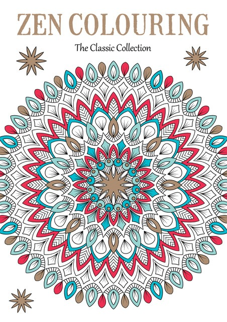 Zen colouring Classic collection
