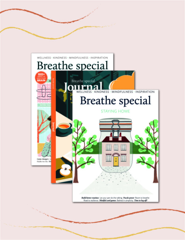 Breathe Specials pack