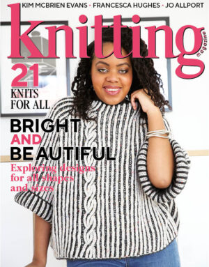 Knitting magazine 214