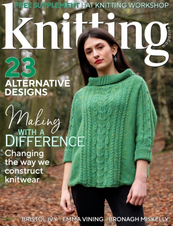 Knitting magazine 215