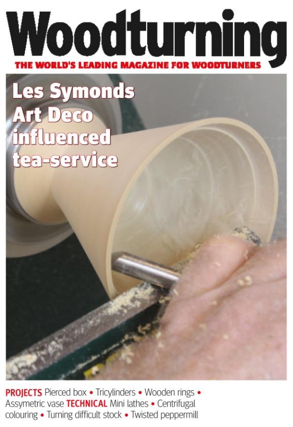 Woodturning magazine 354