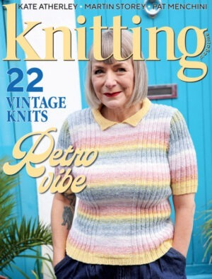 Knitting magazine 216