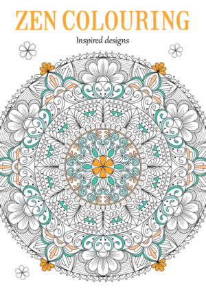 Zen Colouring Inspired designs 51
