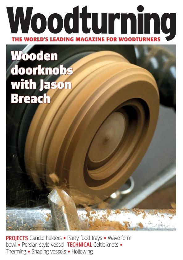 Woodturning magazine 356