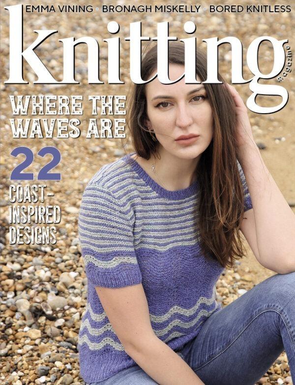 Knitting magazine 218