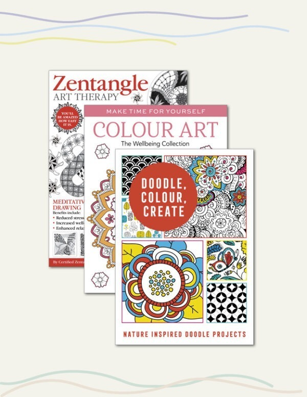 Colouring value pack