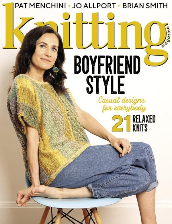 Knitting magazine 221