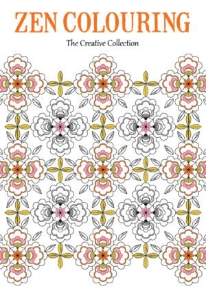 Zen Colouring Issue 55 The Creative Collection