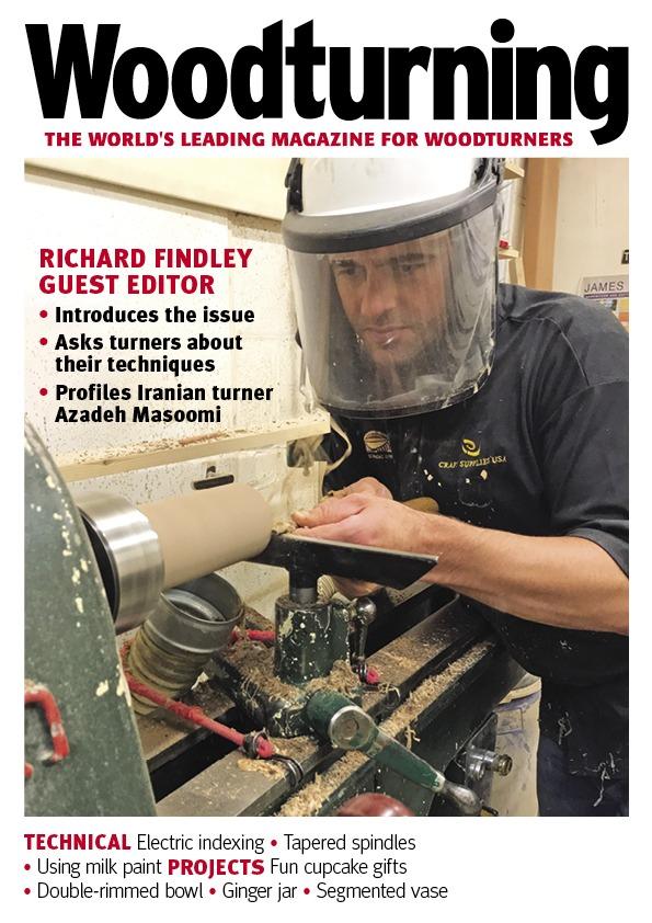 Woodturning Magazine Issue 361