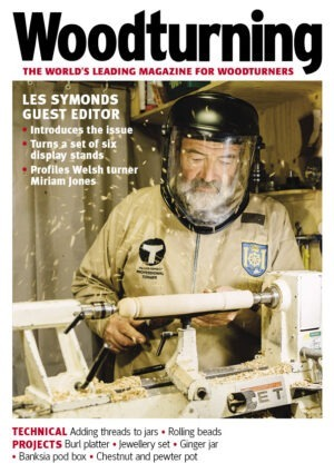 Woodturning Magazine Issue 362